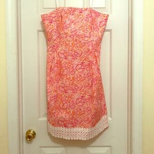 EUC, Lilly Pulitzer Ten Speed dress, Size 12
